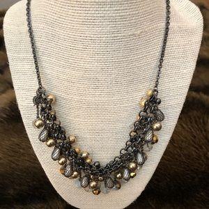 Beautiful multi colored necklace